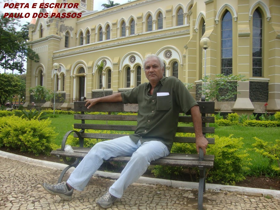 POETA E ESCRITOR PAULO DOS PASSOS
