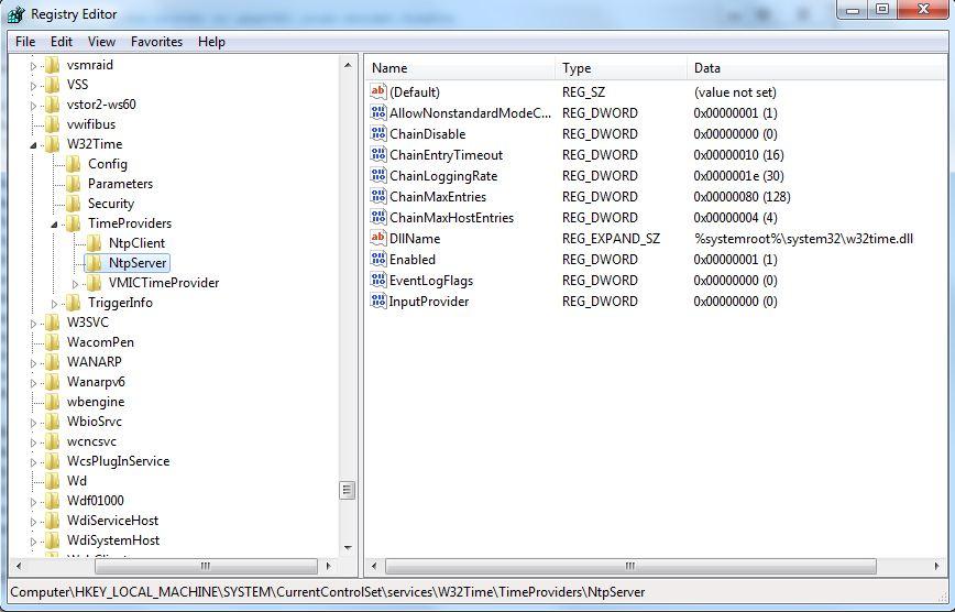 Пуск - выполнить - regedit ищем ветку hkey_local_machine\\system\\currentcontrolset\\services\\tcpip\\parameters