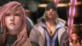 Final Fantasy XIII official video game