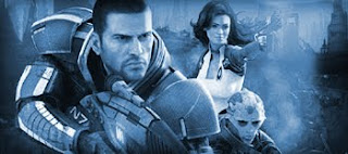 mass effect blue movie
