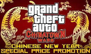 Grand Theft Auto: Chinatown Wars for the iPhone and iPod touch