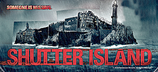 Shutter Island PC video game title screen