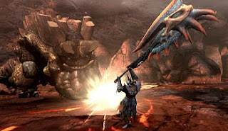 Monster Hunter Tri exclusive Nintendo Wii video game