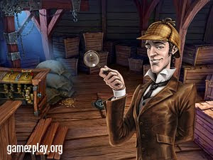Sherlock Holmes' First Original Case video game