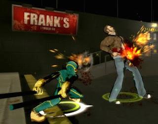 kick ass video game