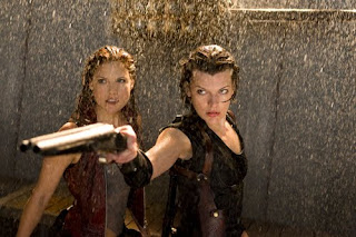 Milla Jovovich and Ali Larter return in RESIDENT EVIL: AFTERLIFE