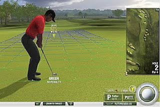 Tiger Woods PGA TOUR video game