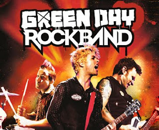 green day rock band video game screenshot
