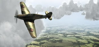 IL-2 Sturmovik Birds of Prey video game spitfire airplane flying