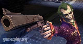 Joker video game Batman Arkham Asylum