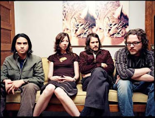 Silversun Pickups rock band