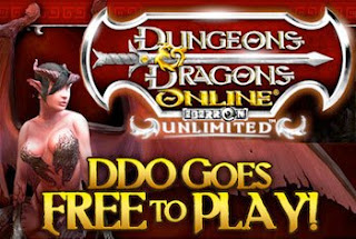 Dungeons &amp; Dragons online Eberron Unlimited