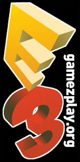 E3 2009 gamezplay logo