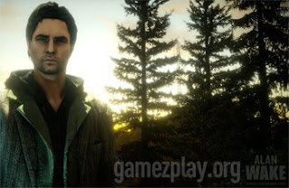 Alan Wake video game