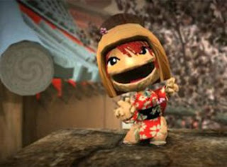 little big planet video game on PSP