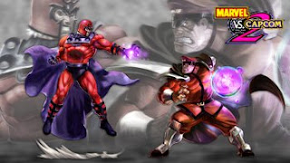 marvel capcom maggy v bison video game