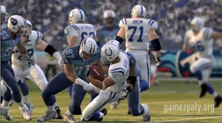 Madden NFL 10 HD video game trailer