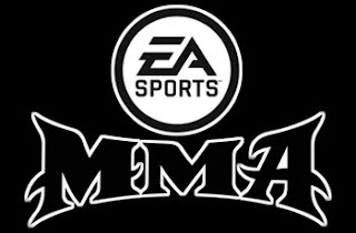 mma video game logo
