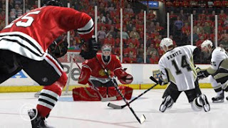nhl 10 game hockey goal mouth scene from xbox 360 demo download