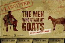 The Men Who Stare at Goats game