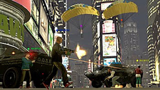 players abttle it out in new york screenshot