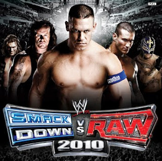 WWE SmackDown v Raw 2010