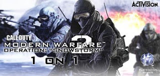 modern warfare contest logo