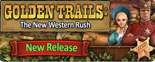 Golden Trails: The New Western Rush hidden object PC video game