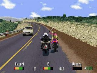 Balap Motor Game