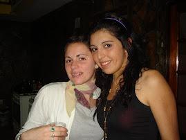 Jesica Razzetto y Lorena Aguero