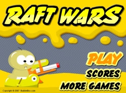 Raft Wars - Flash Game Review