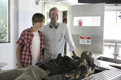 justin bieber csi death. Justin Bieber will reprise his