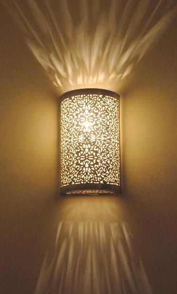 Modesty Girls: Moroccan wall sconces