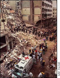 AMIA: el mayor atentado terrorista de la historia de la Argentina. Estudio astrológico de susana colucci