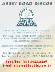 AbbeyRoad Discos - Recife/PE
