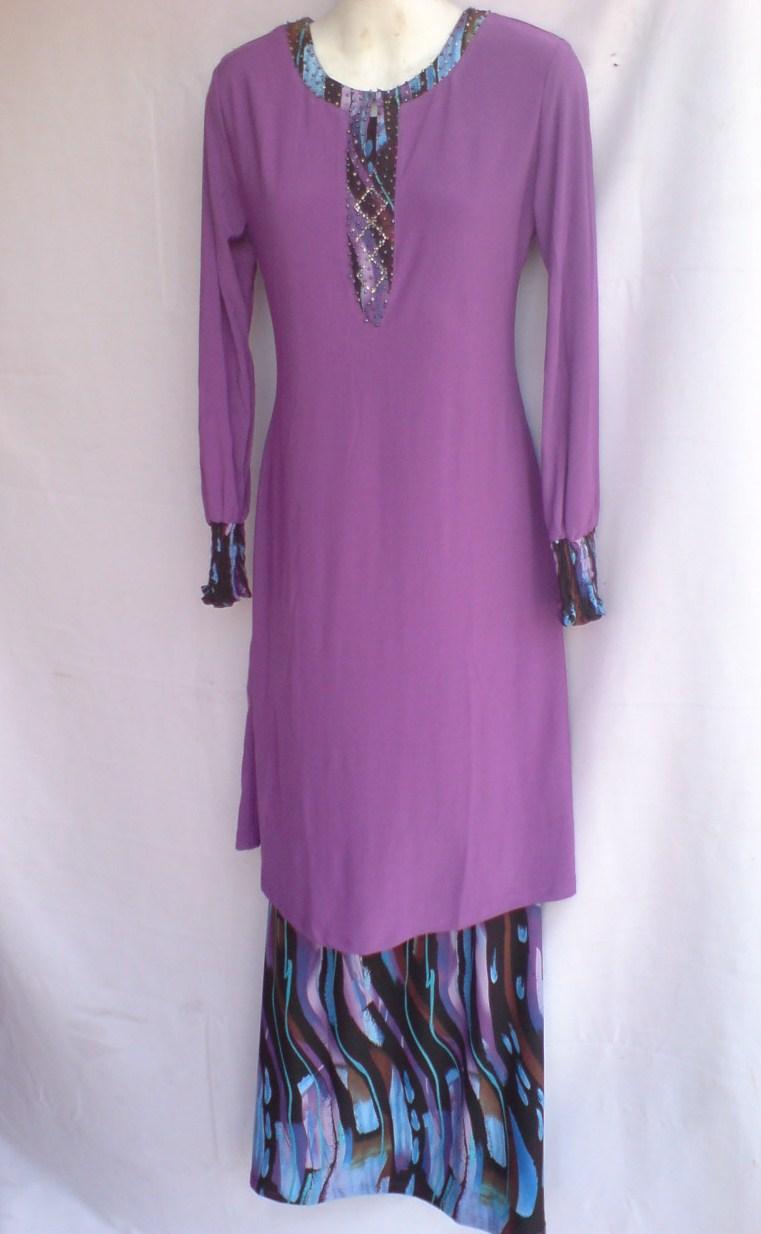 Fesyen Baju Kurung