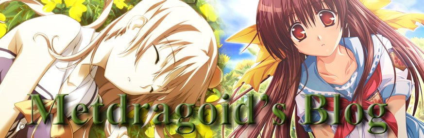 Metdragoid's Finnish blog of Anime & Games