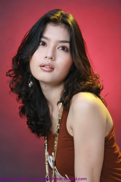 Sexy Myanmar Model Melody 2011