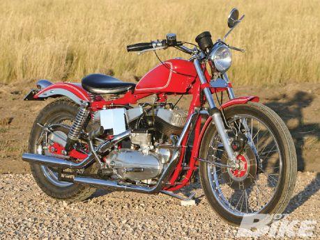 1954 K Model Harley-Davidson
