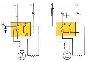 Motor listrik ac satu fasa dunia listrik pengawatan motor kapasitor dengan pembalik putaran cheapraybanclubmaster Image collections
