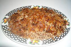 Mujaddara - Polling for cooking comp June 10