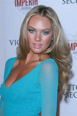 candice swanepoel face