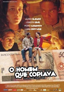 Filme Poster O Homem que Copiava DVDRip RMVB Nacional