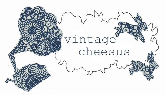 vintage cheesus
