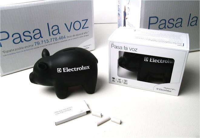 Envio Prensa Electrolux by QuintaEsencia.
