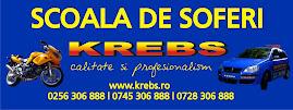 Scoala de soferi KREBS - Timisoara