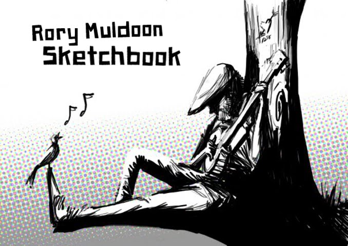 Sketchbook of Rory Muldoon