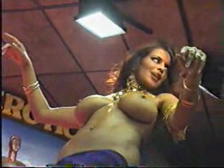 Arab Nude Belly Dance