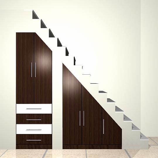 Escada/Guarda-Roupa