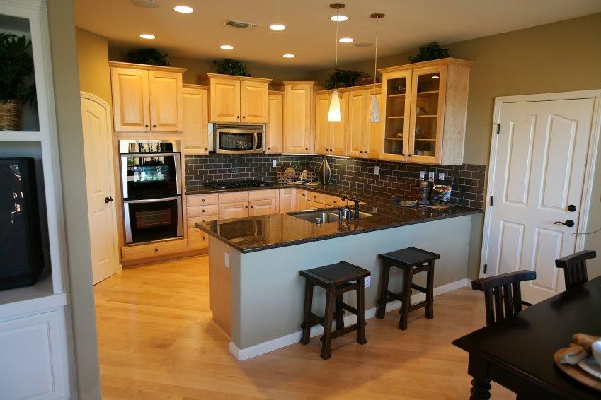 A Cozinha-contraste.